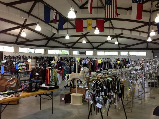 Equestrian Exchange Tack Consignment Nc