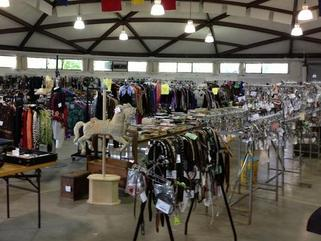 Raleigh Equestrian Exchange Tack Consignment Sale